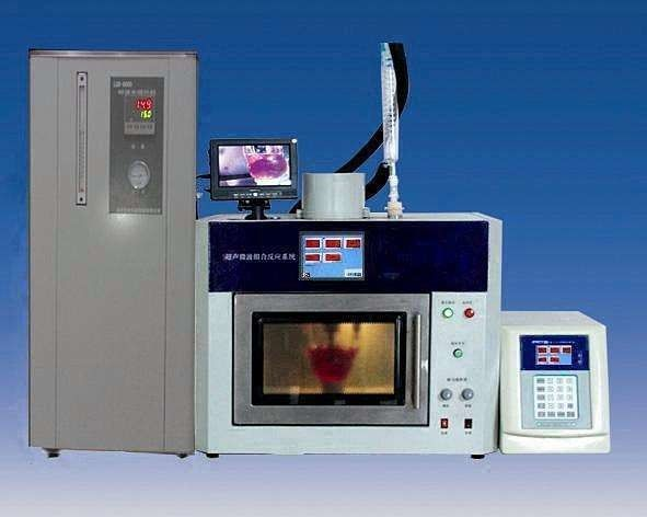 40Khz Laboratory Ultrasonic Homogenizer Sonicator , Ultrasonic Mixing Equipment Reaction